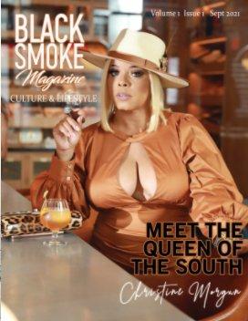 Black Smoke Magazine by TK book cover