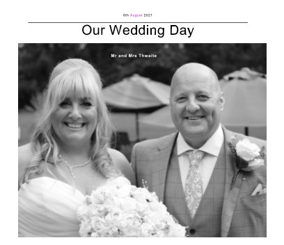 Mr and Mrs Thwaite book cover
