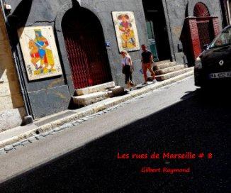 Les rues de Marseille # 8 book cover