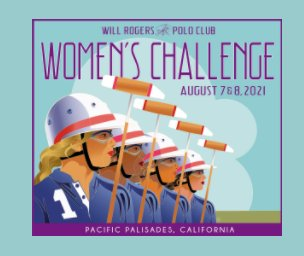 Will Rogers Women's Challenge 2021 book cover