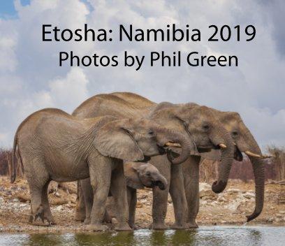 Etosha: Namibia 2019 book cover
