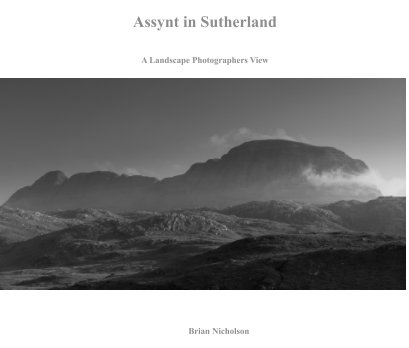 Assynt Photography Trip book cover