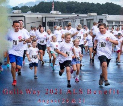 Gulls Way 2021 ALS Benefit book cover