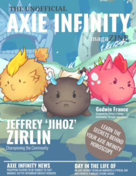 Unofficial Axie Infinity Zine book cover