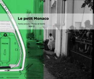 Le petit Monaco – Little Monaco - Vol. 2 book cover