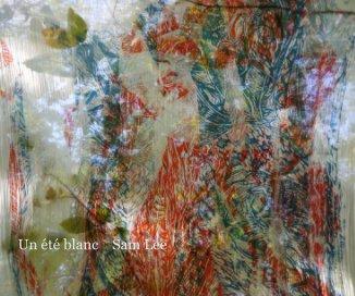 Un été blanc book cover