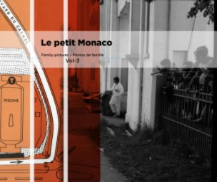 Le petit Monaco – Little Monaco - Vol. 3 book cover