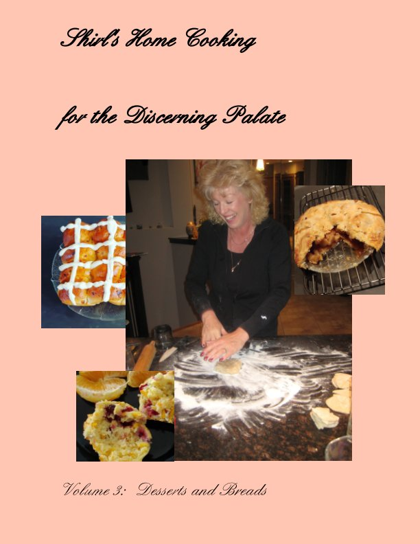 View Shirl's Home Cooking  for the Discerning Palate Book 3 by S. Johnson