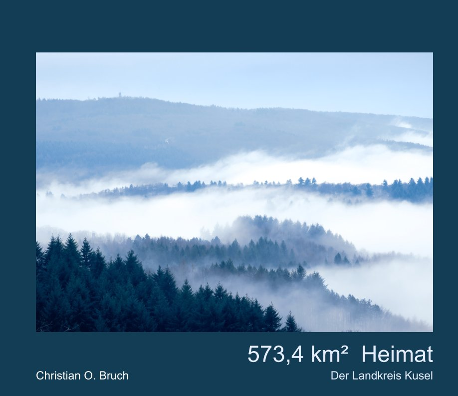 View 573,4 km2 Heimat by Christian O. Bruch