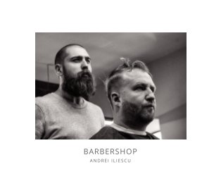 Barbershop book cover