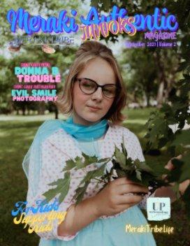 Meraki Authentic Juniors Magazine September 2021 book cover