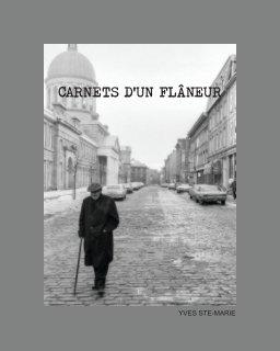 Carnets d'un flâneur book cover