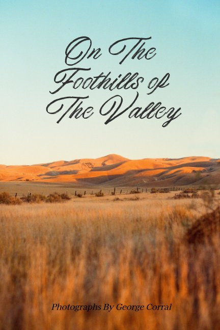 View On The Foothills of The Valley by George Corral