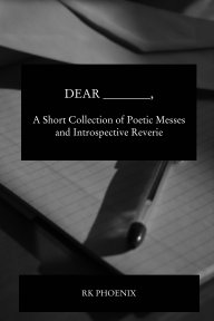 Dear ________, book cover