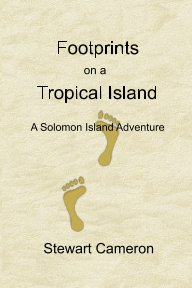 Footprints on a Tropical Island book cover