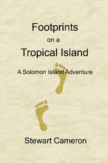 Ver Footprints on a Tropical Island por Stewart Cameron