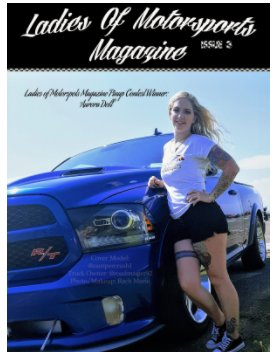 Ladies Of Motorsports Magazine Autumn Cover - Issue 3 book cover