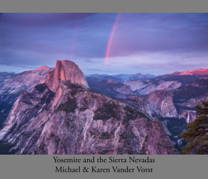 Yosemite and the Sierra Nevadas book cover