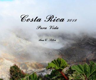 Costa Rica 2018 book cover