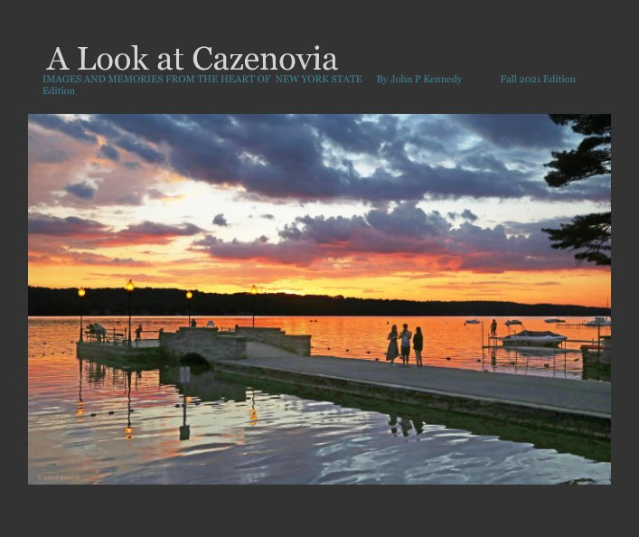 Bekijk A Look at Cazenovia op John P Kennedy