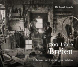 Breien book cover