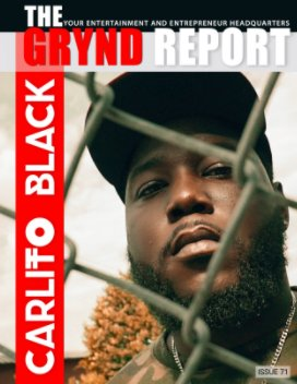 The Grynd Report Issue 71 book cover