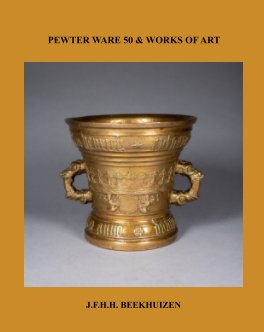 Pewter Ware 50 - Works of Art book cover