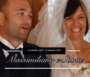 Massimiliano e Silvia 25° book cover
