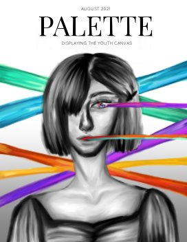 Palette Magz Issue One book cover