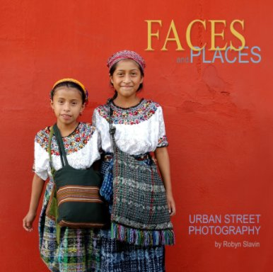 Faces and Places book cover