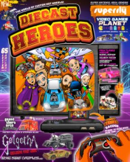 Diecast Heroes Volume 3 book cover