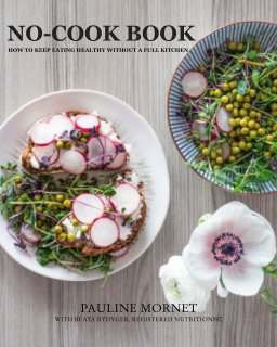No-Cook Book book cover