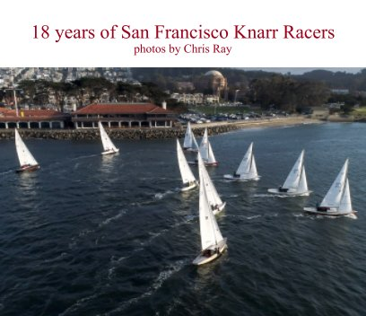 18 Years of Knarr Racers book cover