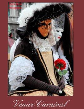 Venice Carnival book cover