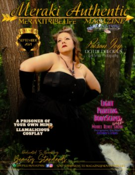 Meraki Authentic September 2021 book cover
