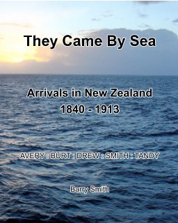 They Came By Sea book cover