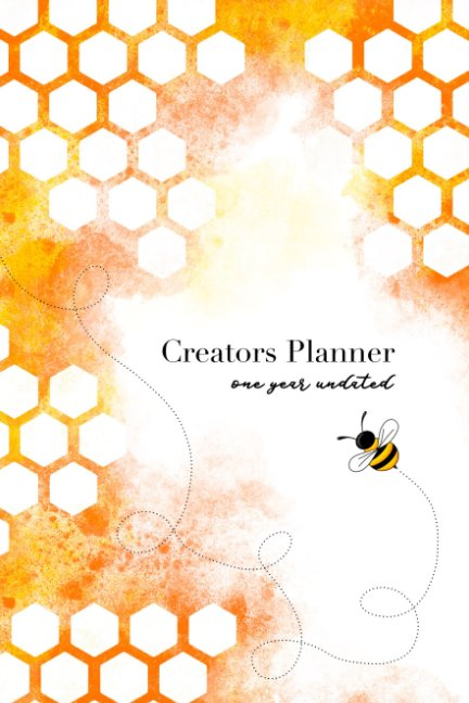 View Creators Planner by Jenn of North Star Pyrography