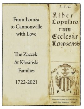 From Łomża to Cannonsville book cover