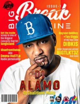 Big Break Magazine book cover