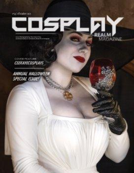 Cosplay Realm Magazine No. 54 book cover
