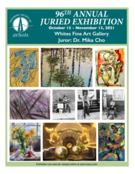 Pasadena Society of Artists 96th Annual Juried Exhibition book cover