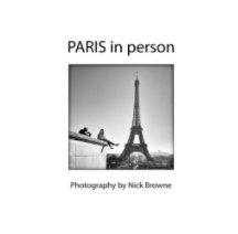 Paris in Person book cover