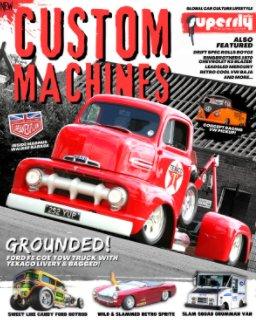 SuperFly Autos Custom Machines Volume 2 book cover