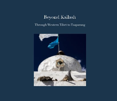 Beyond Kailash book cover
