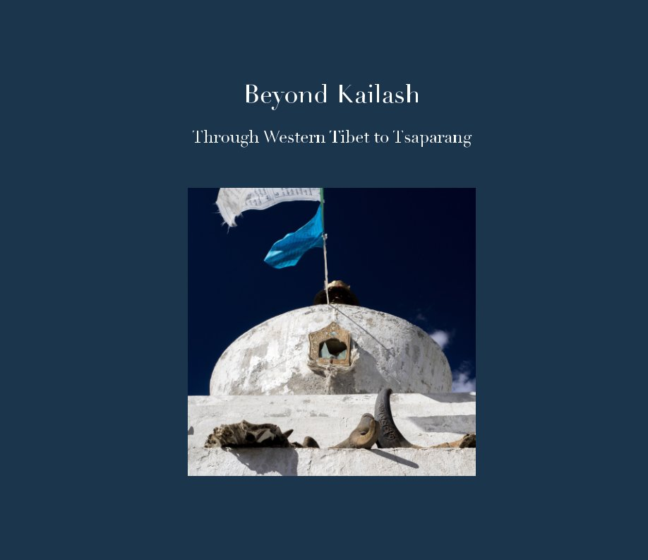 View Beyond Kailash by Peter Bennion