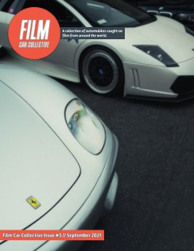 Film Car Collective issue #3 book cover