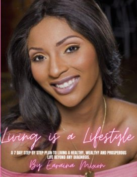Living is a Lifestyle book cover