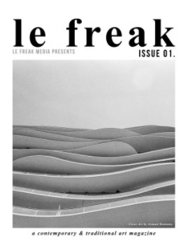 Le Freak Magainze Issue 01. (softbook) book cover