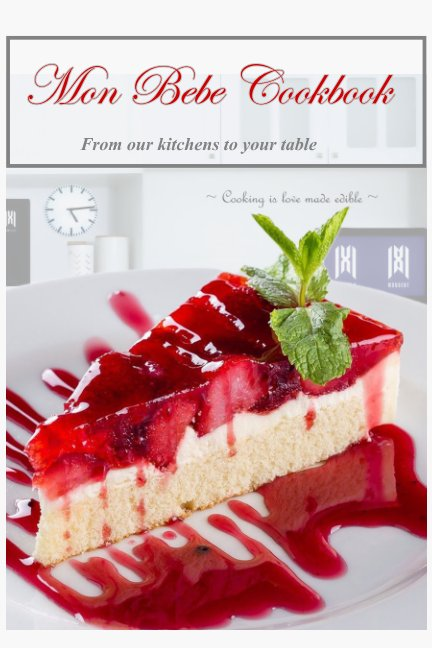 View MON BEBE Cookbook by Monfamily