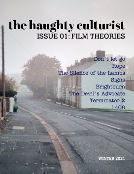 The Haughty Culturist book cover